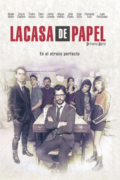 Money Heist (La casa de papel) - Season 1 [Sub: Eng