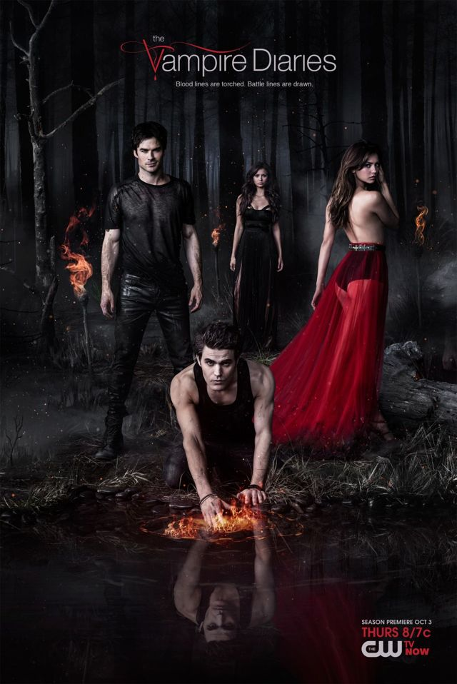 The Vampire Diaries - Season 5 - Watch Free online streaming