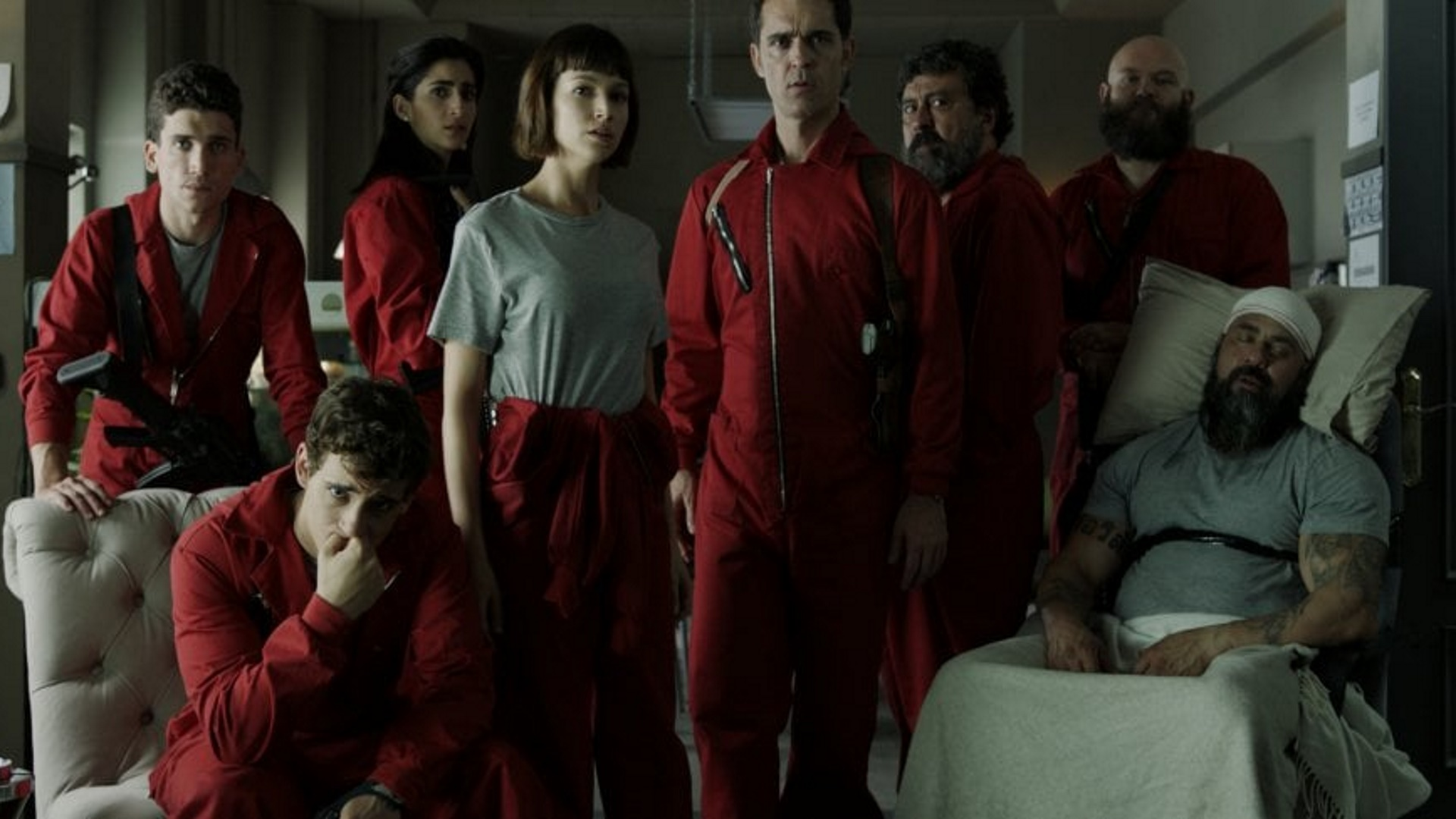 Money Heist (La casa de papel) - Season 1 [Sub: Eng] - Newest TV